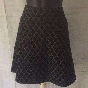 Cute Loft A Lined Stretchy Mini Skirt